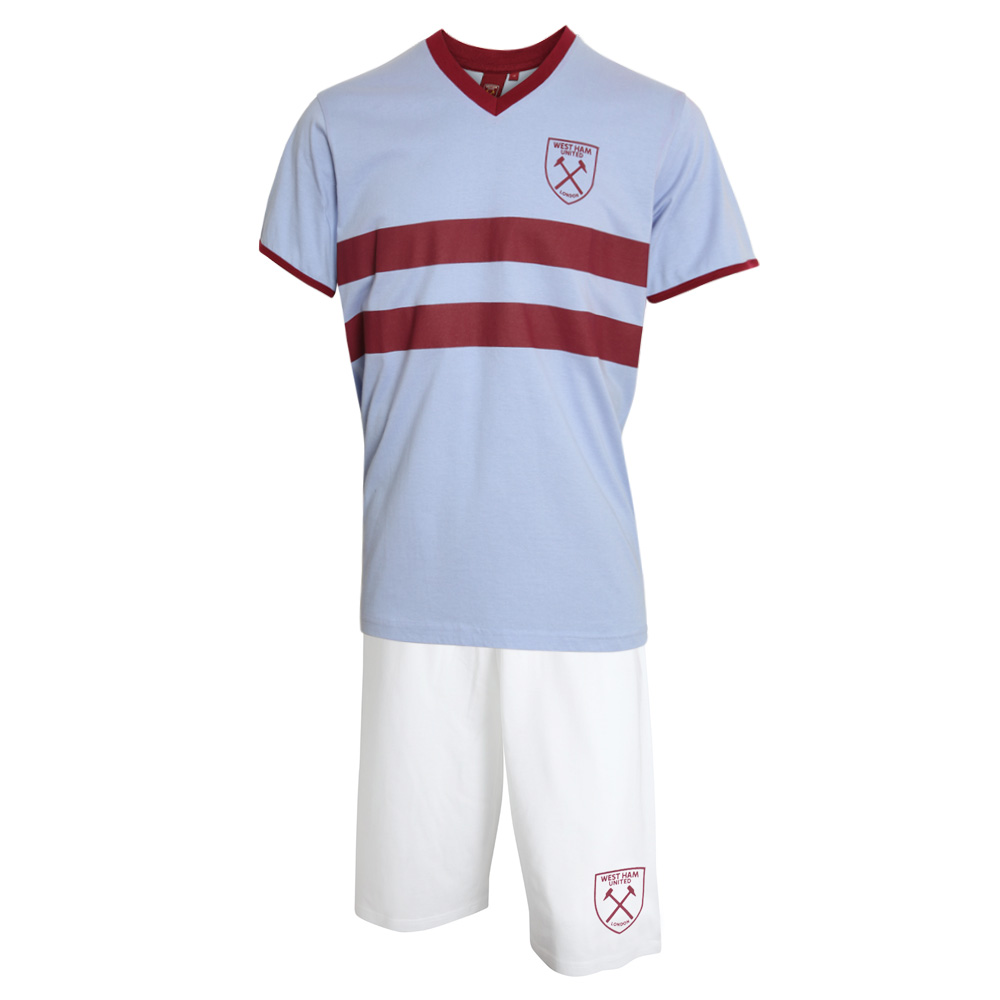 MENS RETRO AWAY PYJAMAS