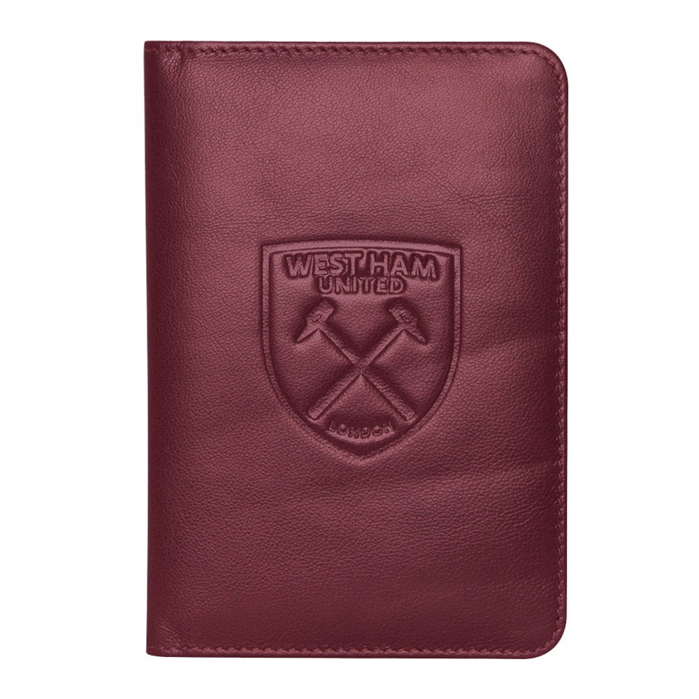 CLARET PASSPORT HOLDER