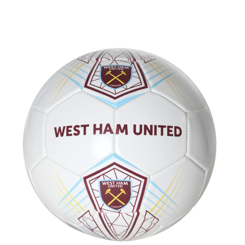 SIZE 3 WHITE FOOTBALL