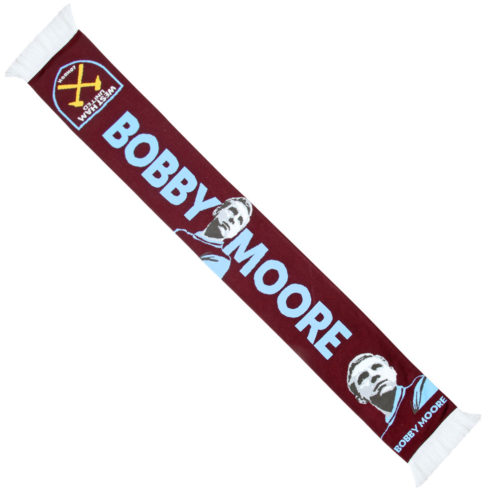 BOBBY MOORE HIGH DEF SCARF