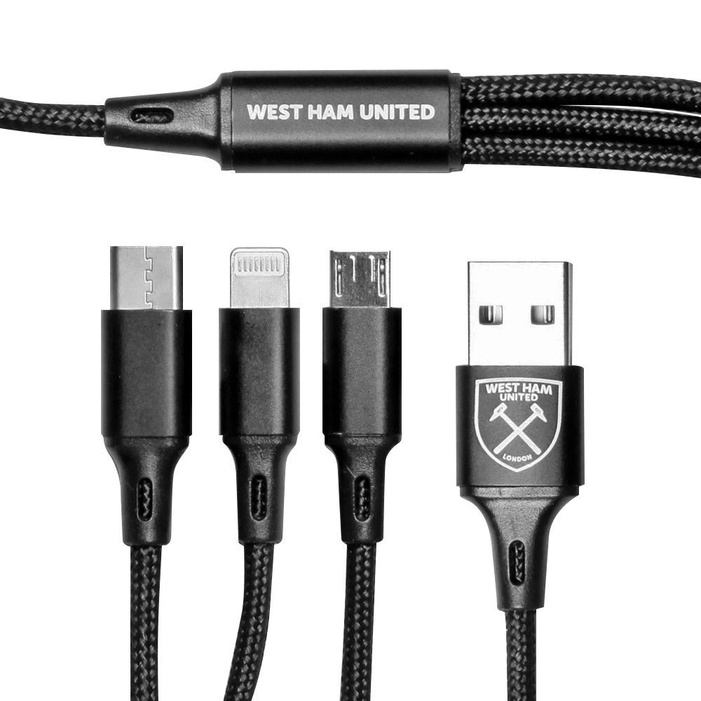 3IN1 USB CHARGING/DATA CABLE