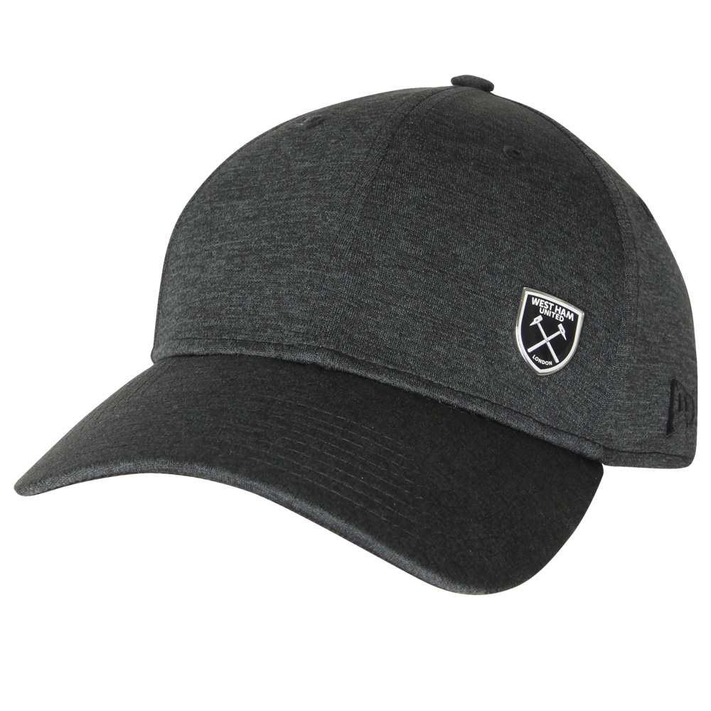 39THIRTY GREY FL FITTED CAP