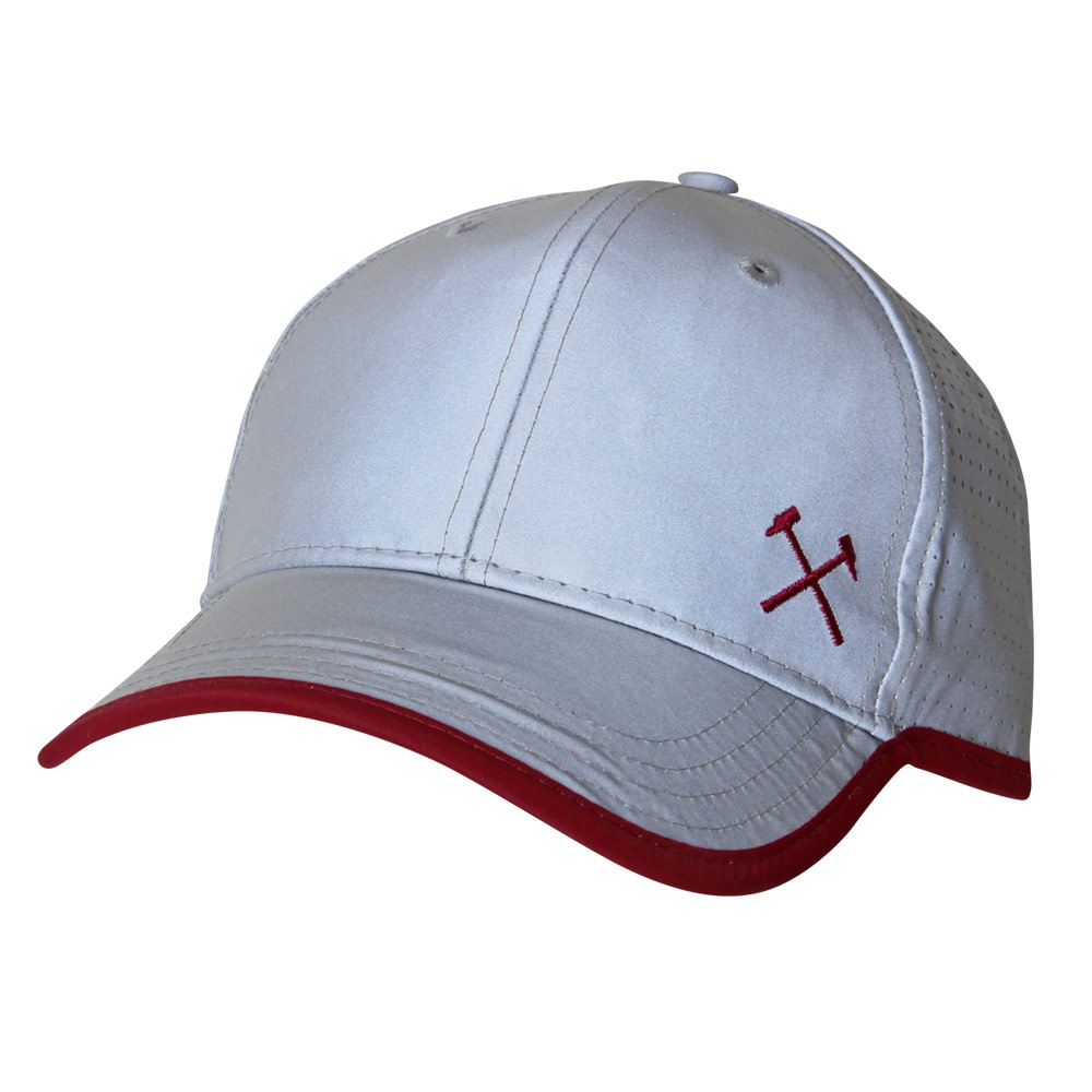 LADIES SILVER CAP