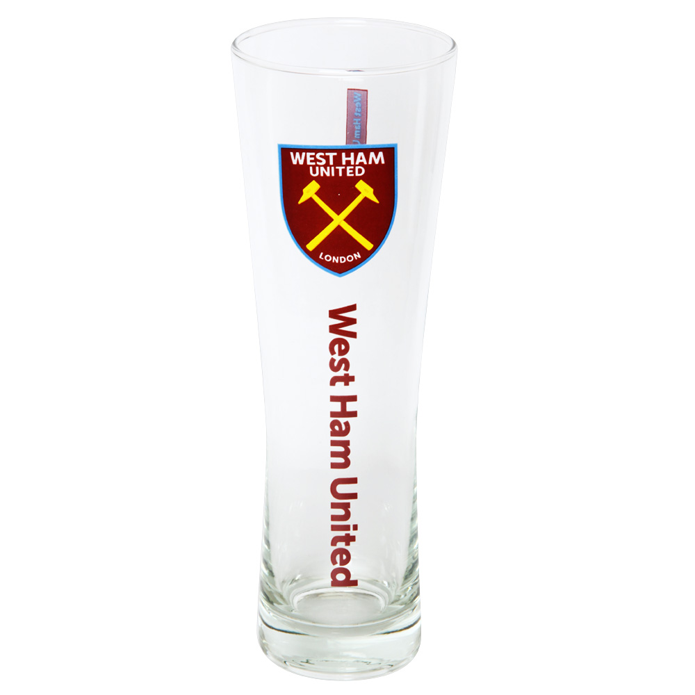 SLIM PINT GLASS