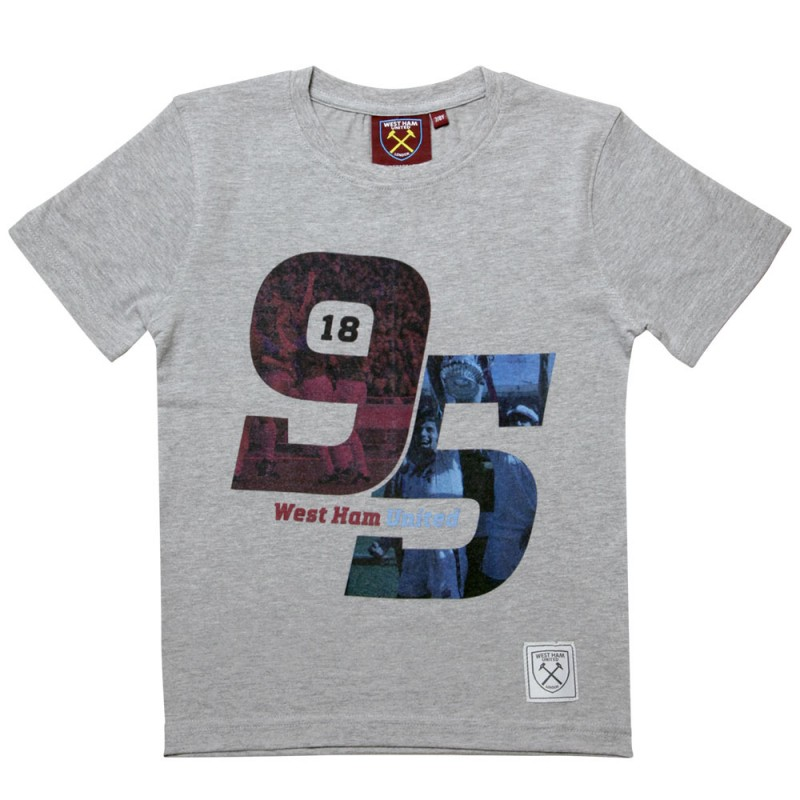 JUNIOR 1895 WEST HAM UNITED T-SHIRT