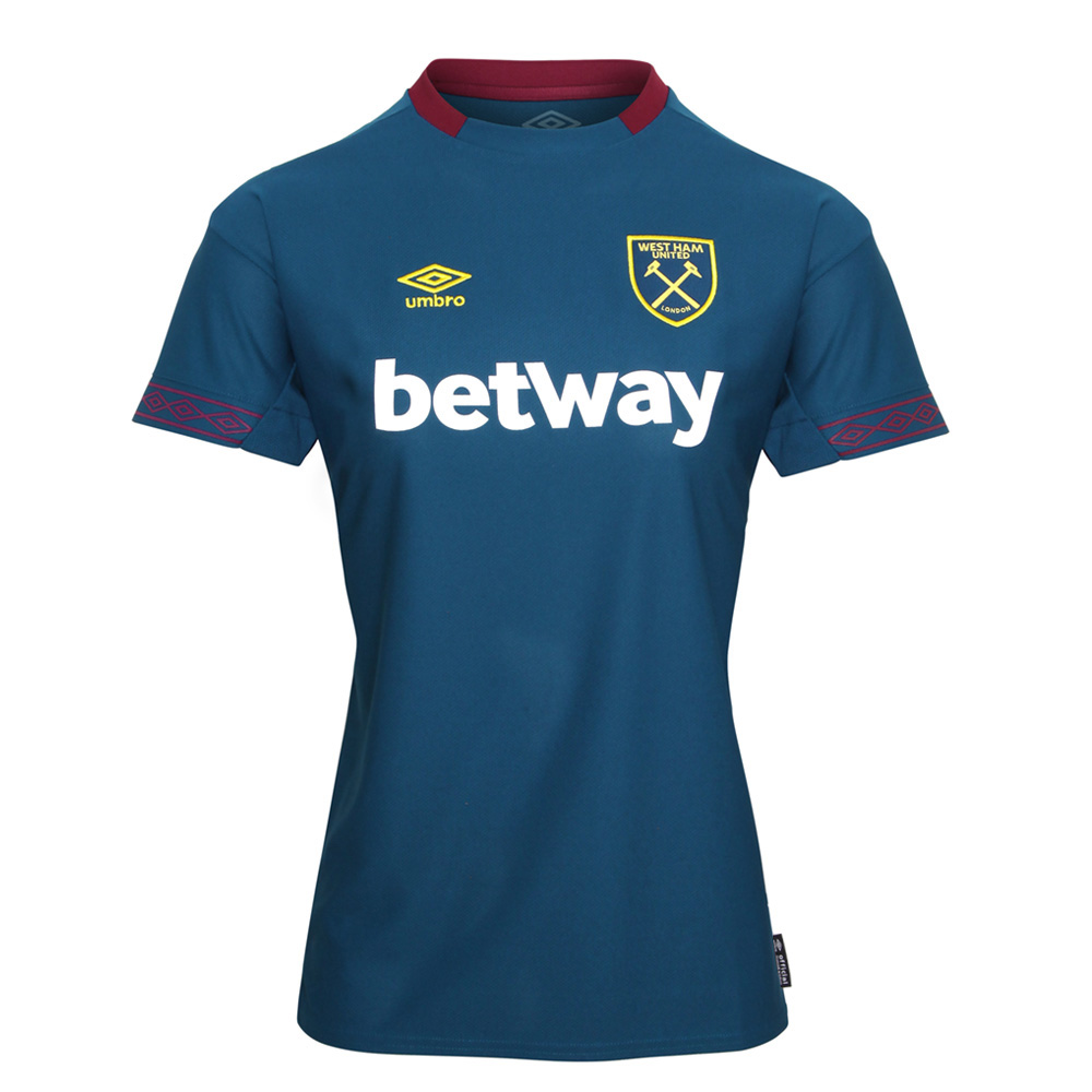 2018/19 WOMENS AWAY SHIRT