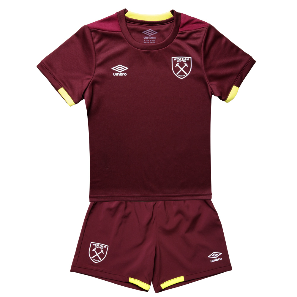 2018/19 TRAINING INFANT KIT ZINFANDEL