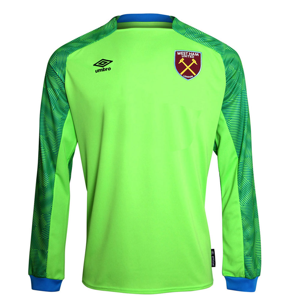 2018/19 UNSPONSORED AWAY G/K SHIRT