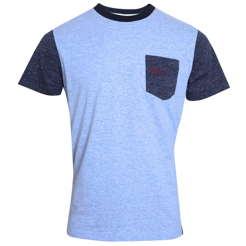 BLUE WEST HAM POCKET T-SHIRT