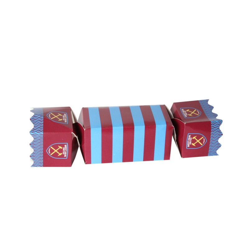 BAR SCARF CRACKER OF SWEETS - WINE GUMS