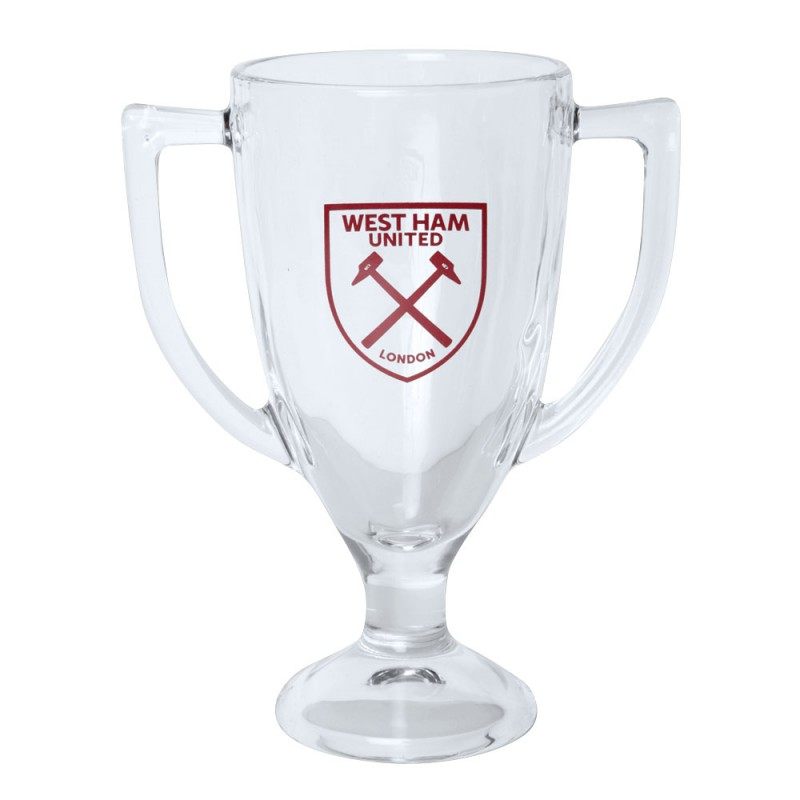 CREST TROPHY GLASS