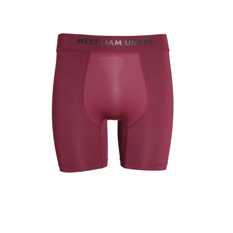 CLARET BASE LAYER SHORTS