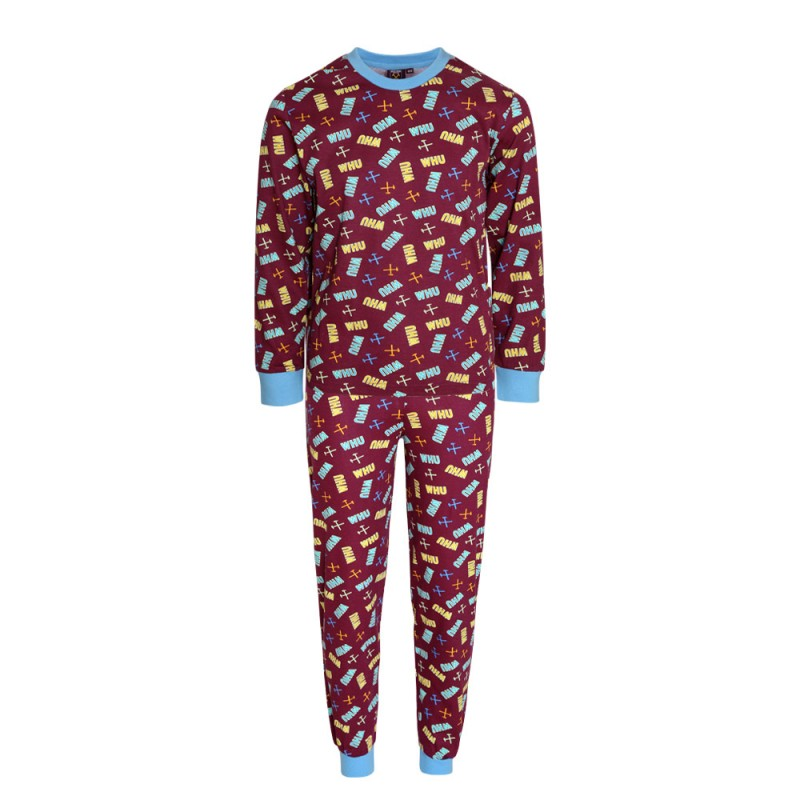 JUNIOR WHU PYJAMAS