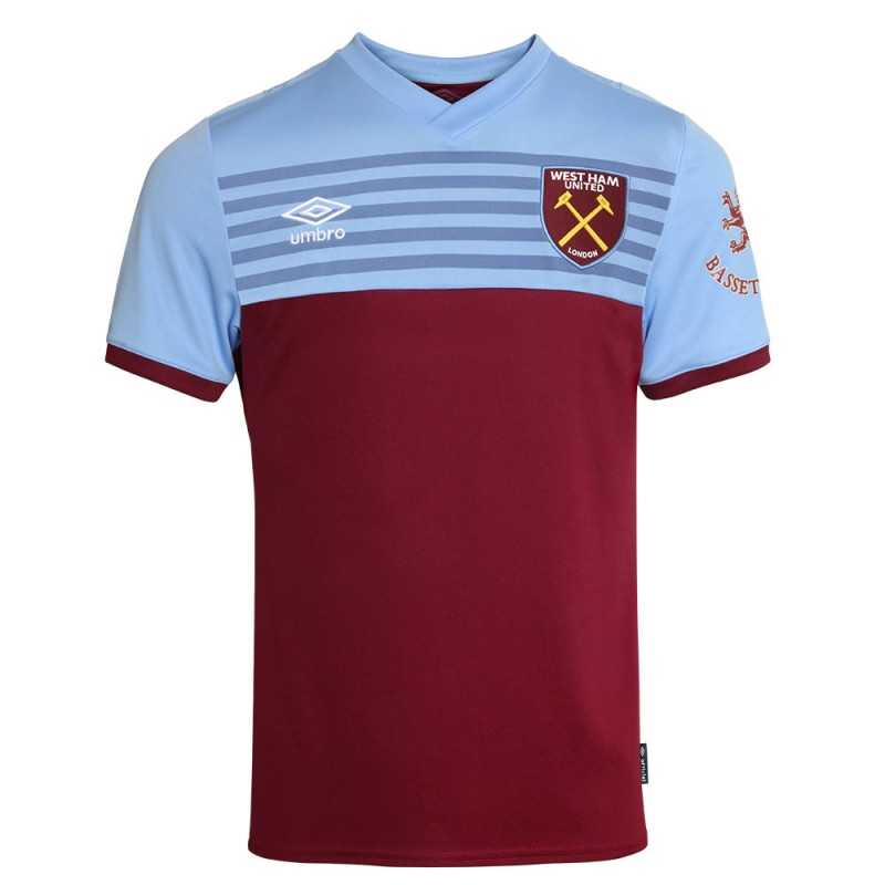 WEST HAM 19/20 JUNIOR HOME SHIRT