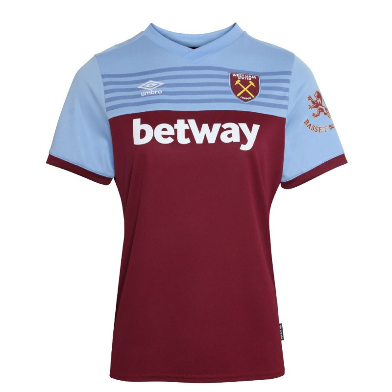 WEST HAM 19/20 WOMENS HOME SHIRT