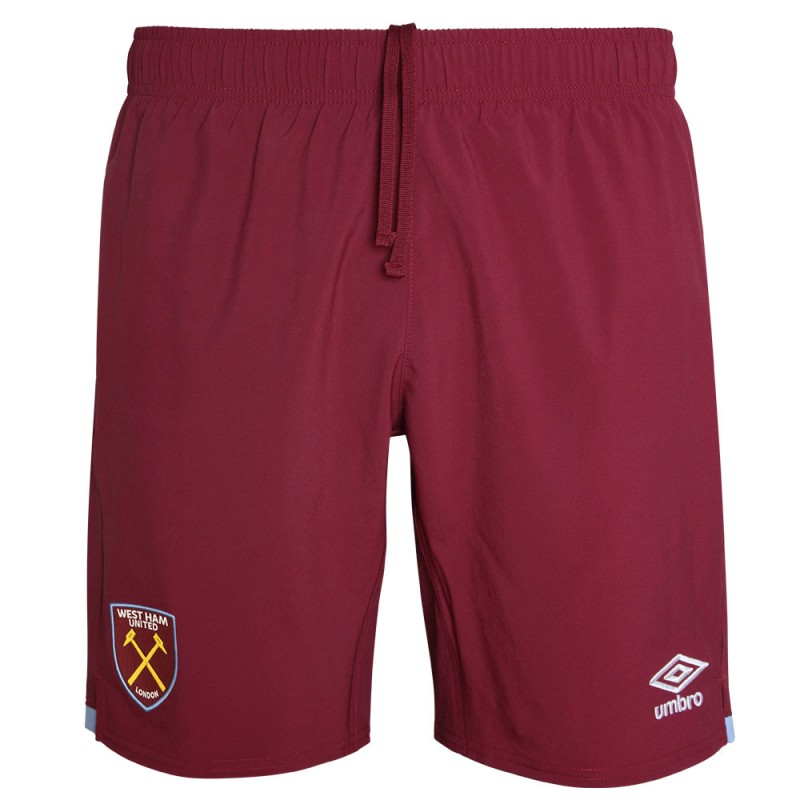 WEST HAM 19/20  ADULT HOME SHORTS