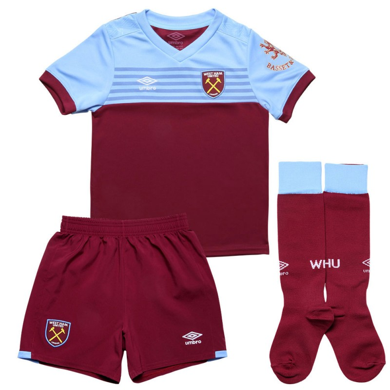 WEST HAM 19/20 HOME INFANT KIT