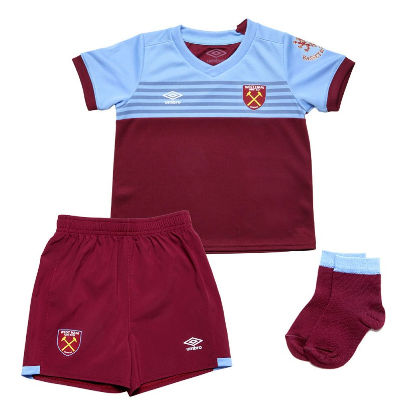 WEST HAM 19/20 HOME BABY KIT