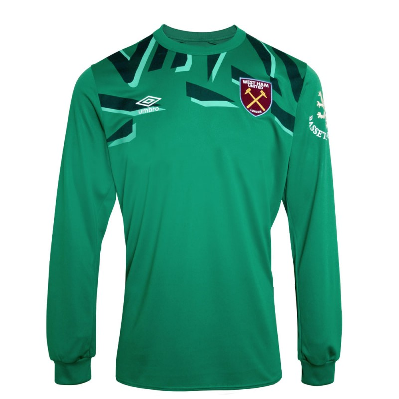 WEST HAM 19/20 UNDER 18 HOME G/K SHIRT