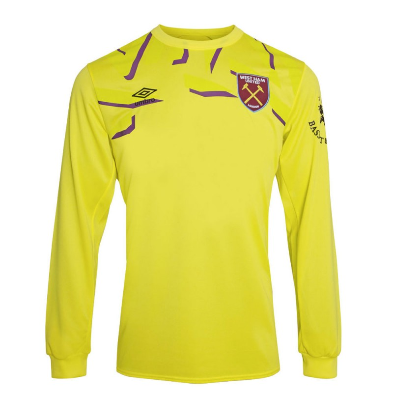 WEST HAM 19/20 JUNIOR AWAY G/K SHIRT
