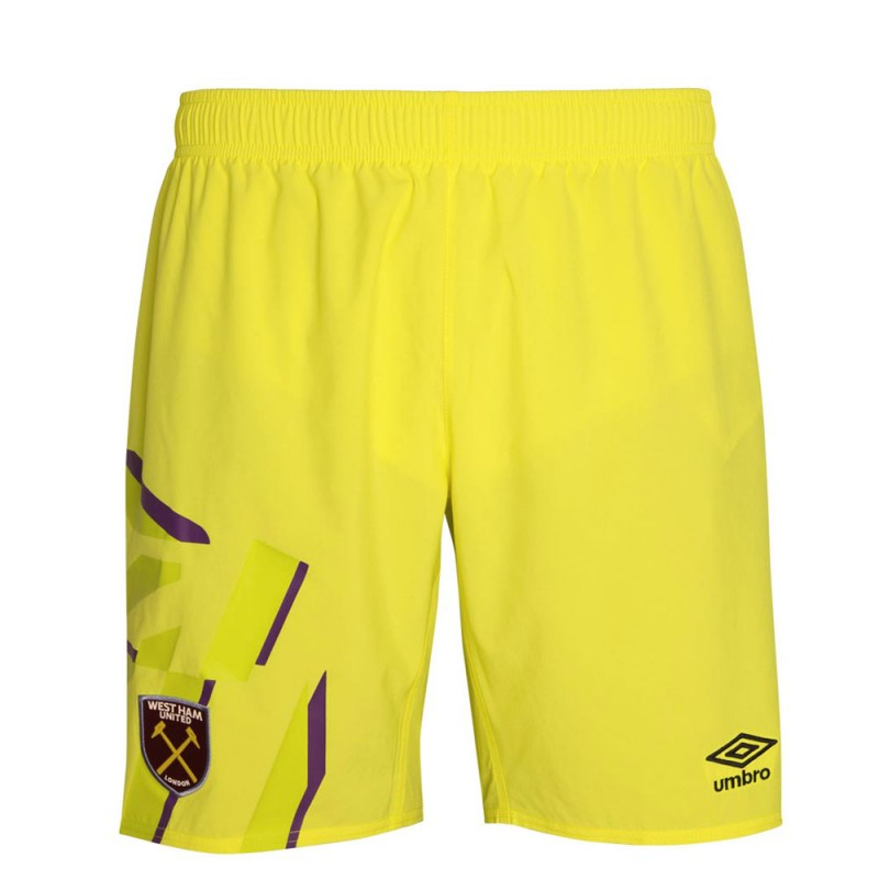 WEST HAM 19/20 JUNIOR AWAY G/K SHORTS