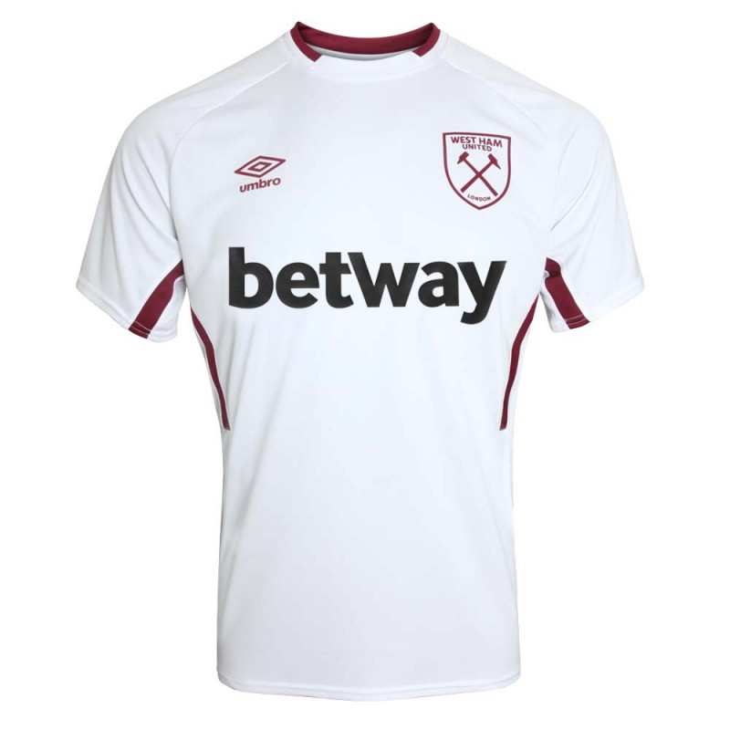 WEST HAM 19/20 ADULTS TRAINING JERSEY