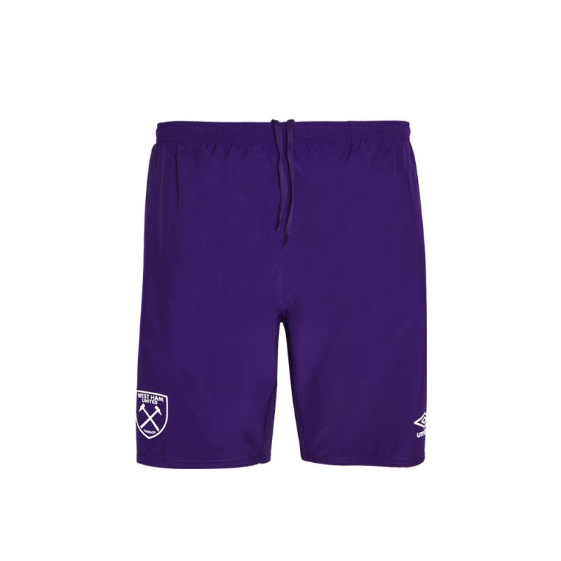 WEST HAM 19/20 ADULT TRAINING WOVEN SHORTS