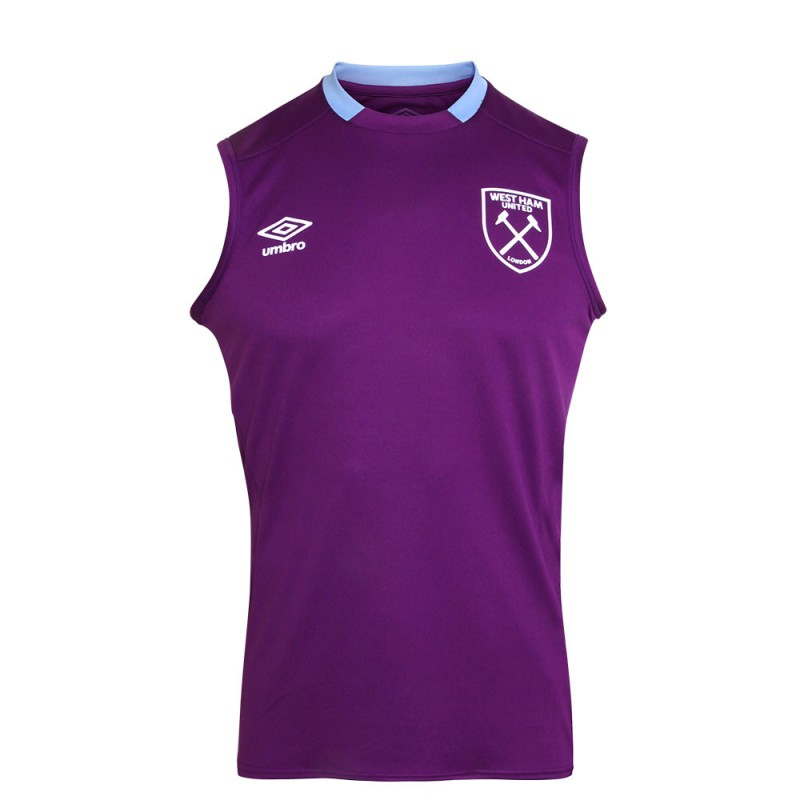 WEST HAM 19/20 ADULTS SLEEVELESS JERSEY