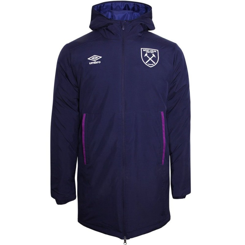 WEST HAM 19/20 ADULTS PADDED JACKET