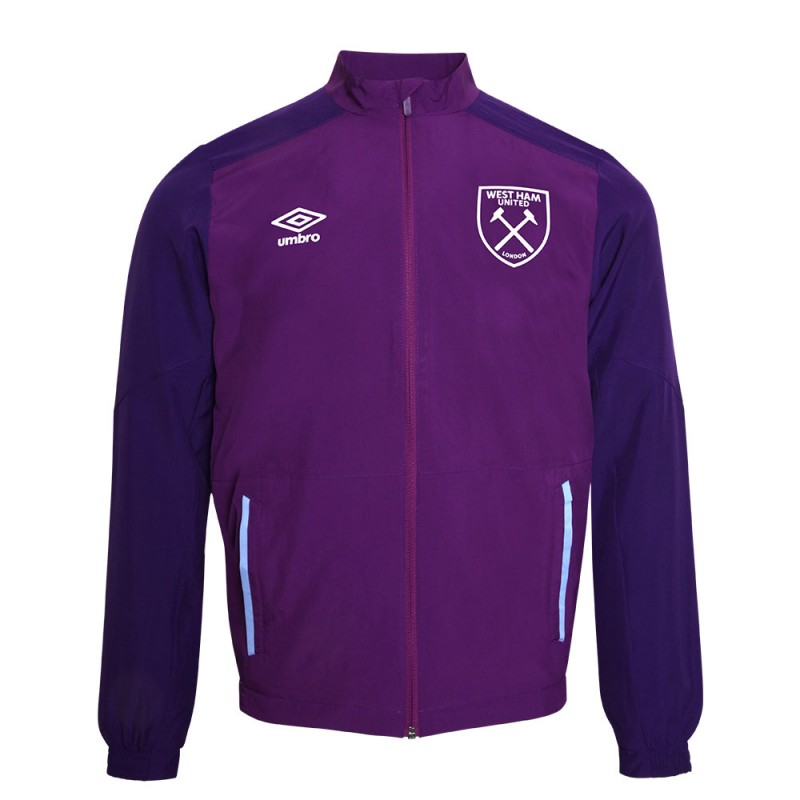 WEST HAM 19/20 ADULTS WOVEN JACKET