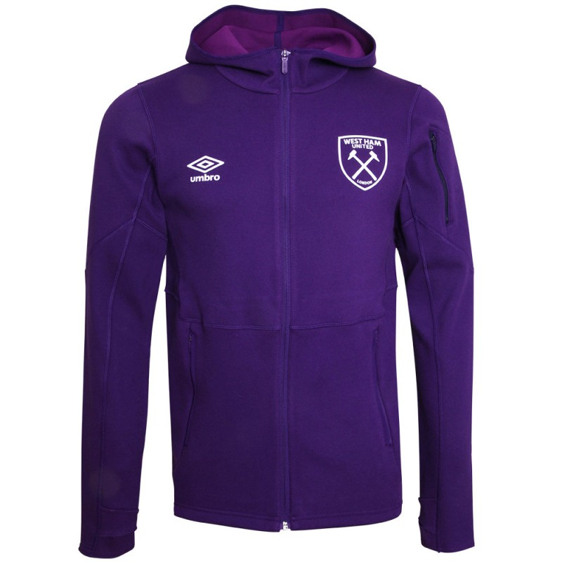 WEST HAM 19/20 ADULT PRO FLEECE JACKET