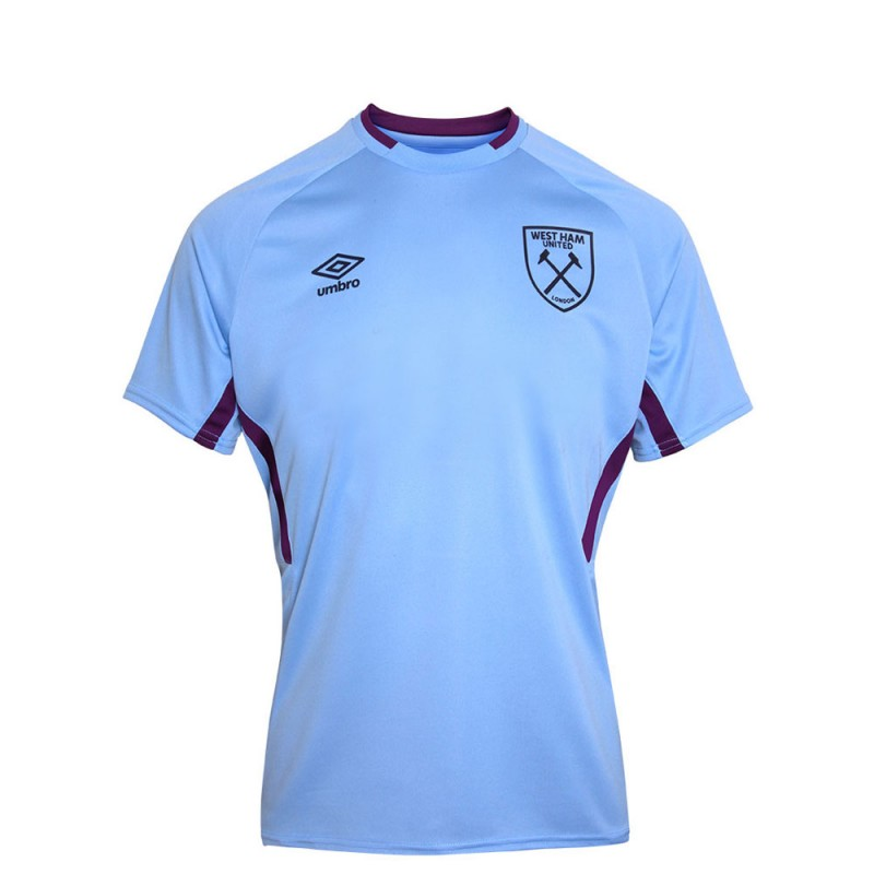 2019/20 JUNIOR TRAINING JERSEY - VISTA BLUE