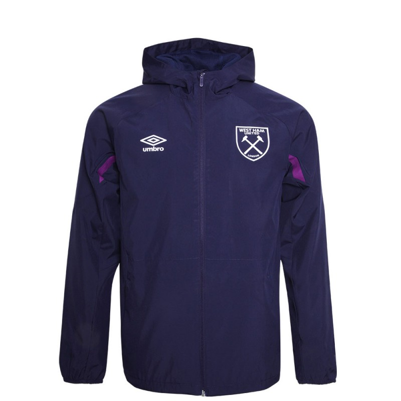 WEST HAM 19/20 JUNIOR TRAINING SHOWER JACKET