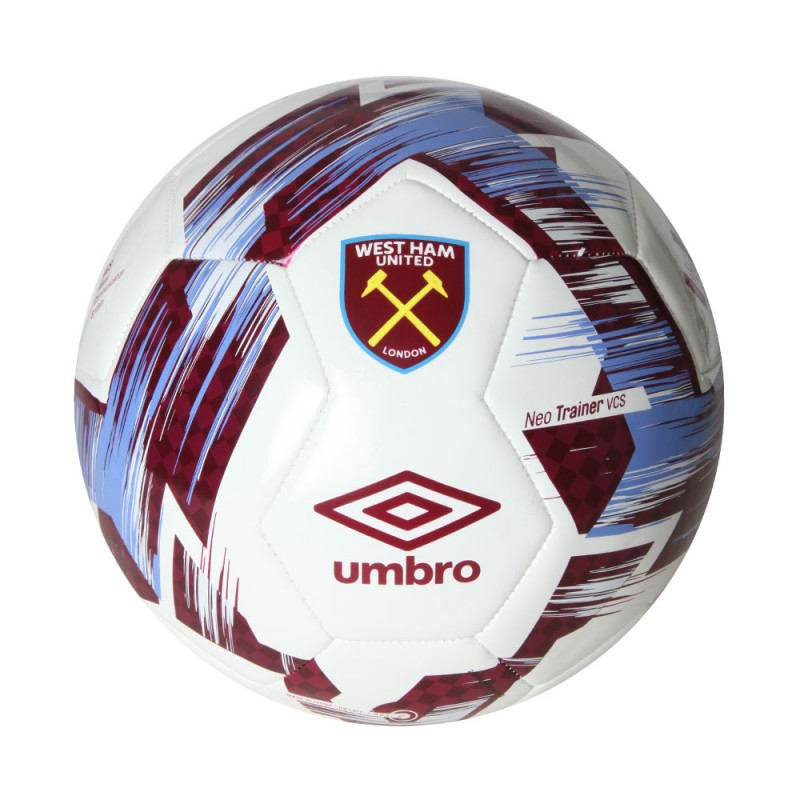 WEST HAM 19/20 FOOTBALL - WHITE