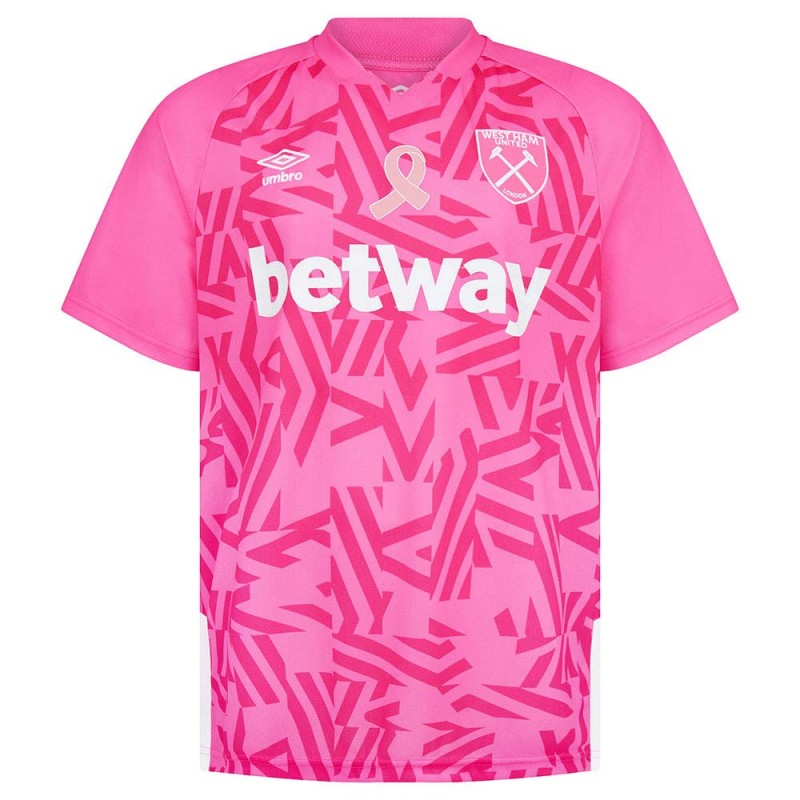 WHU X BREAST CANCER NOW 19/20 ADULT SHIRT