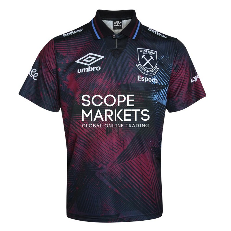 WEST HAM E-SPORTS HOME SHIRT