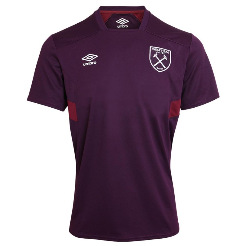 WEST HAM ADULTS TRAINING JERSEY WINTER BLOOM