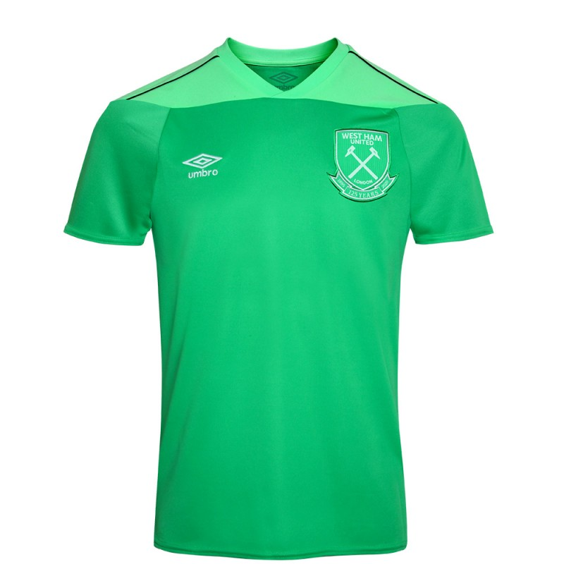 WEST HAM 20/21 UNDER 18 HOME G/K SHIRT