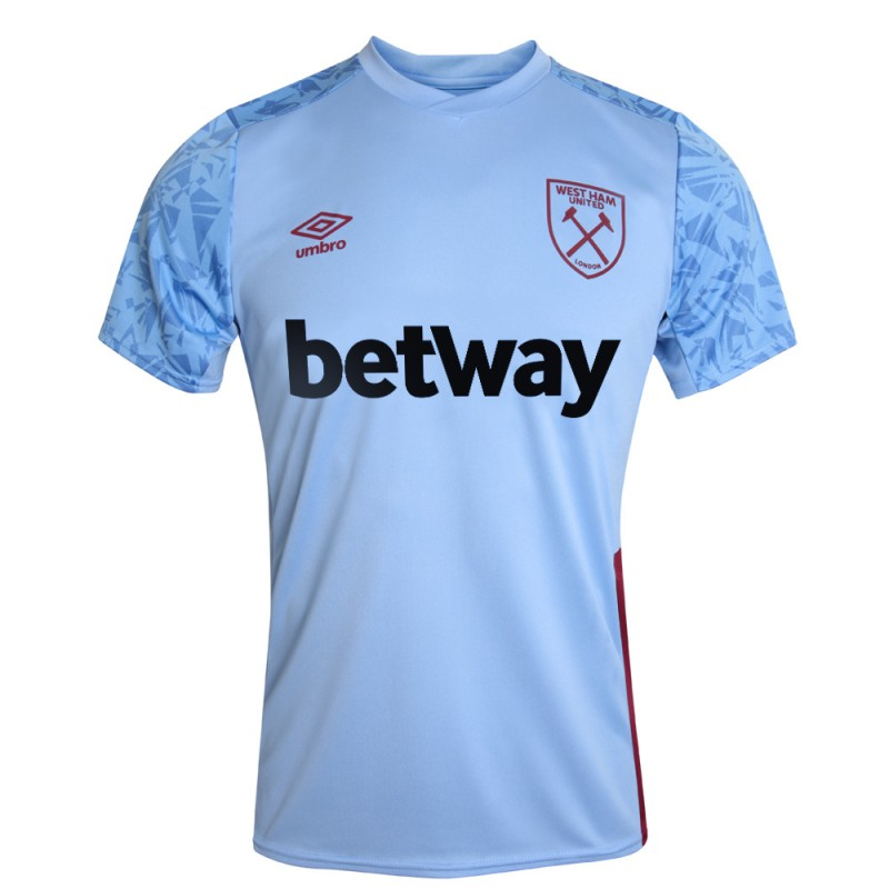WEST HAM 20/21 ADULTS TRAINING JERSEY