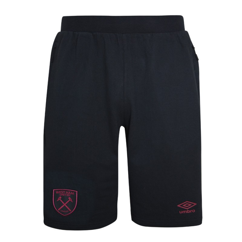 WEST HAM 20/21 ADULTS TRAVEL SHORTS