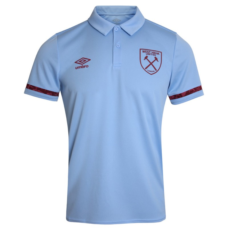 WEST HAM 20/21 ADULTS TRAINING POLY POLO