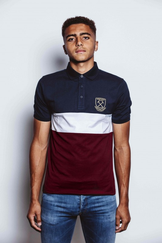 WEST HAM 125 - PANEL POLO