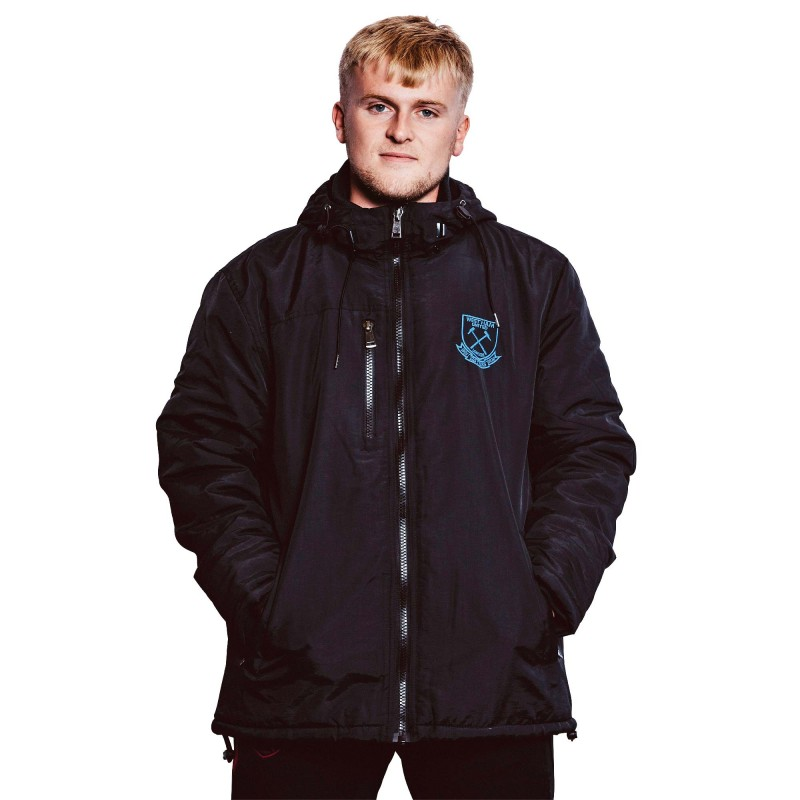 WEST HAM 125-BLACK JACKET