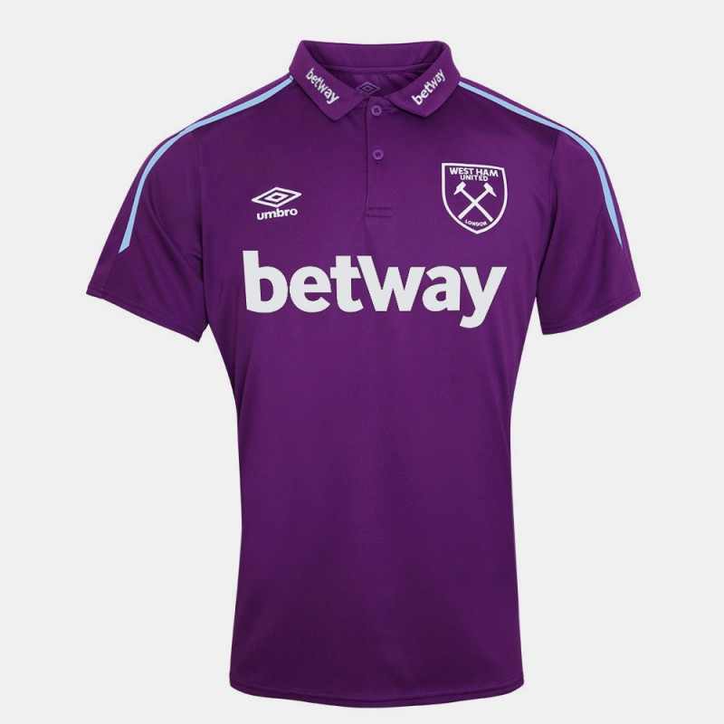 WEST HAM ADULTS TRAINING POLY POLO