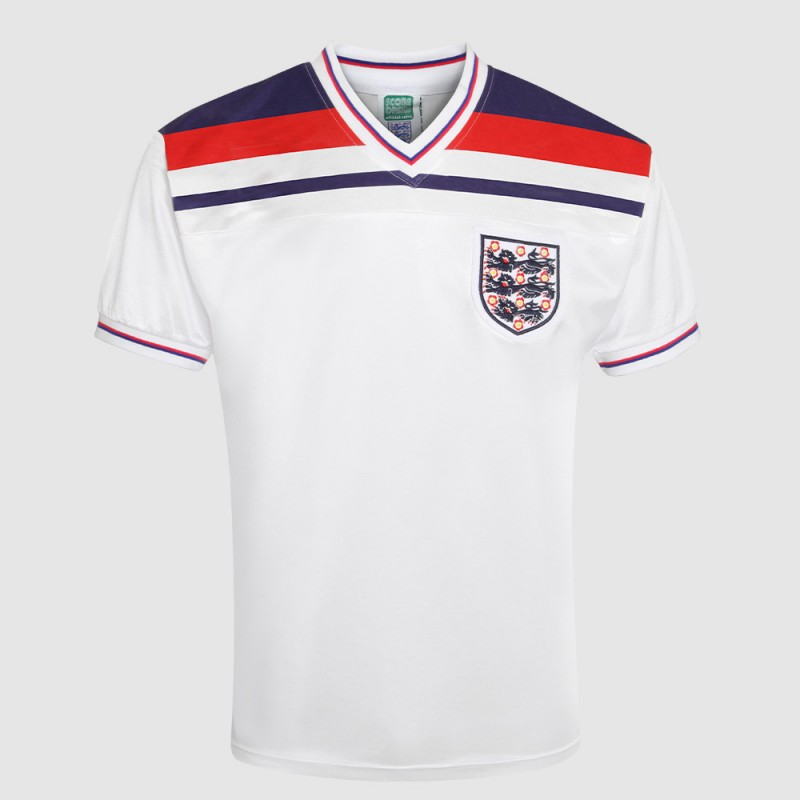 ENGLAND HOME 1982 SHIRT
